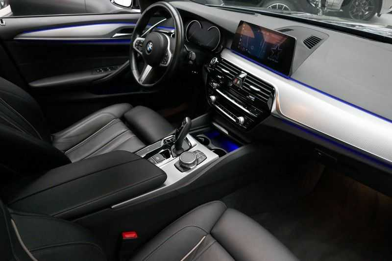 BMW 5 Serie Touring 520d High Executive M-sport afbeelding 20