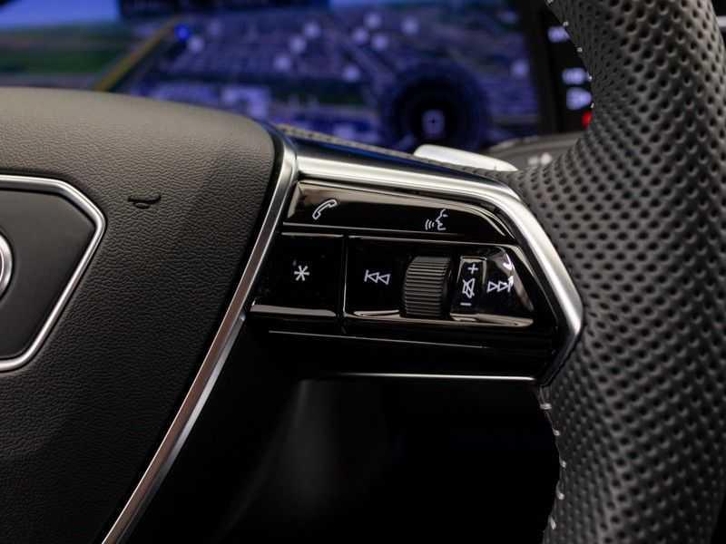 Audi A6 55 TFSI e quattro Competition Plug in Hybrid | 367PK | S-Line | B&O Sound | Nachtzicht | Camera | Adapt.Cruise | Head-Up | Trekhaak | Full Option | afbeelding 17