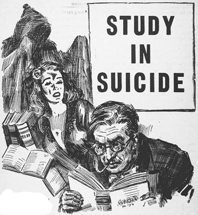 Study in Suicide by Richard Demming