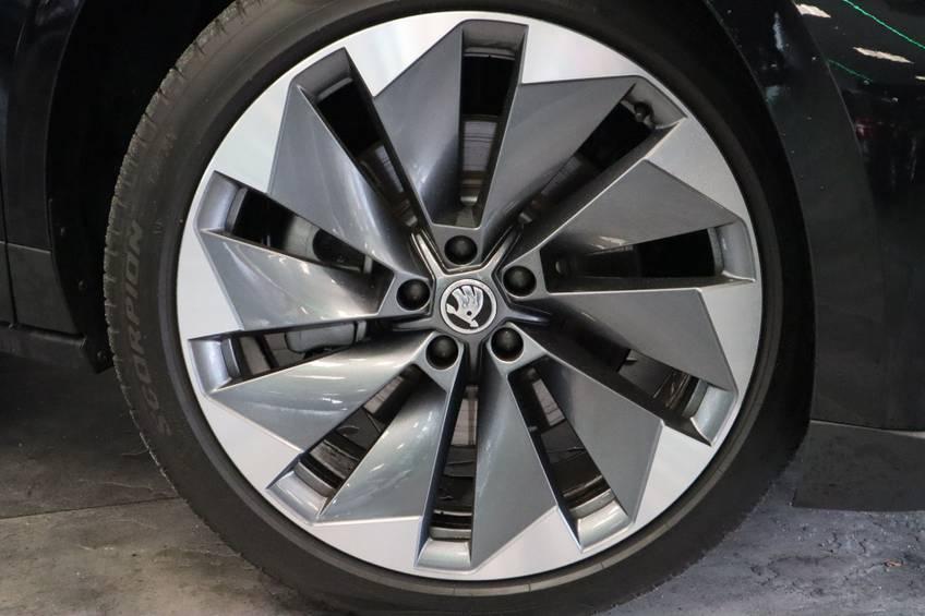 Škoda ENYAQ iV 80 First Edition Full-led Elec.Trekhaak 21'inch lmv Direct Leverbaar!! afbeelding 4