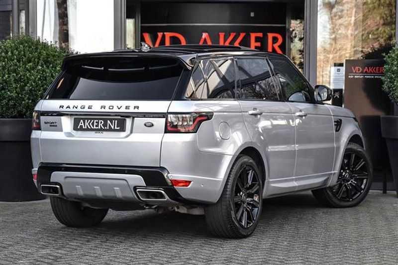 Land Rover Range Rover Sport P400E HSE DYNAMIC BLACK PACK+PANO.DAK NP.127K afbeelding 9