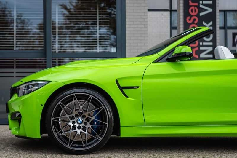BMW M4 Cabrio Competition, DCT, 450 PK, Harman/Kardon, LED. Comfort/Toegang, Surround View, DAB, Head/Up, 9500KM!! afbeelding 7