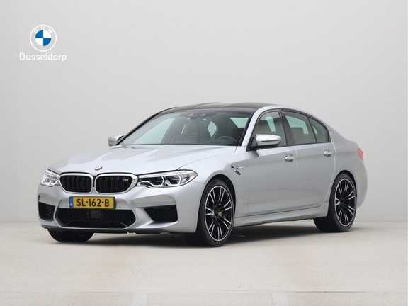 BMW M5 Individual Pure Metal Silver Nw Prijs €. 205.148.-