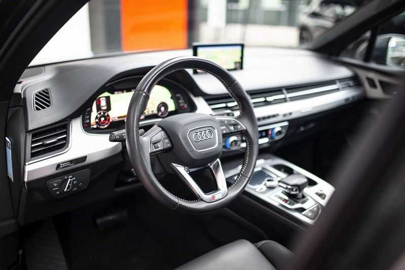 Audi Q7 3.0 TDI E-Tron Quattro Sport *Matrix-LED / BOSE / ACC / Pano / Prijs Ex BTW* afbeelding 3