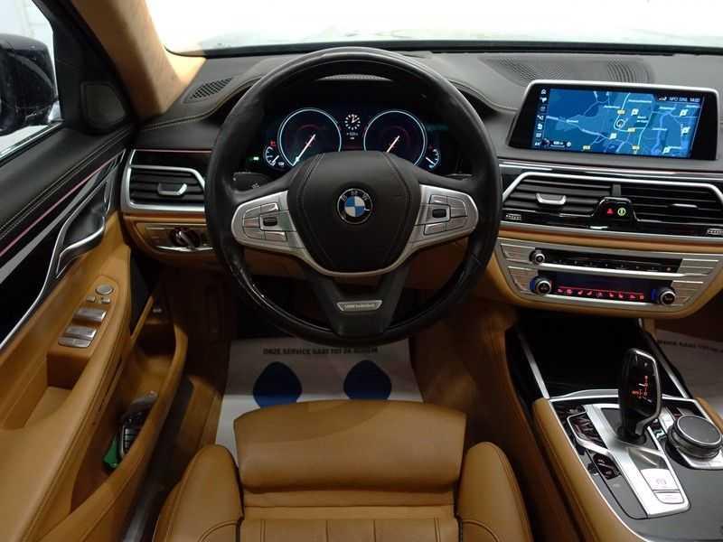 BMW 7 Serie 730d xDrive Individual 266pk M-Sport Aut8 Full options, Nw prijs €163.439,- afbeelding 22