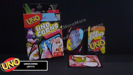 Unocorns Uno Card Game