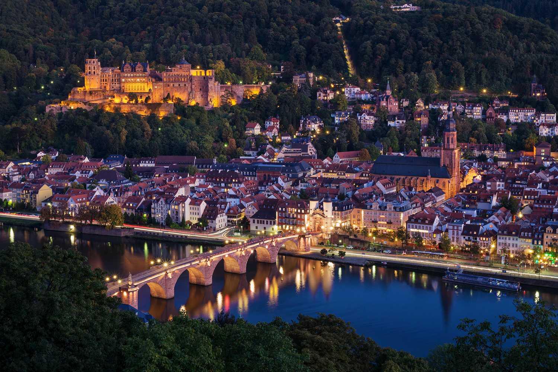 heidelberg-castle-at-night