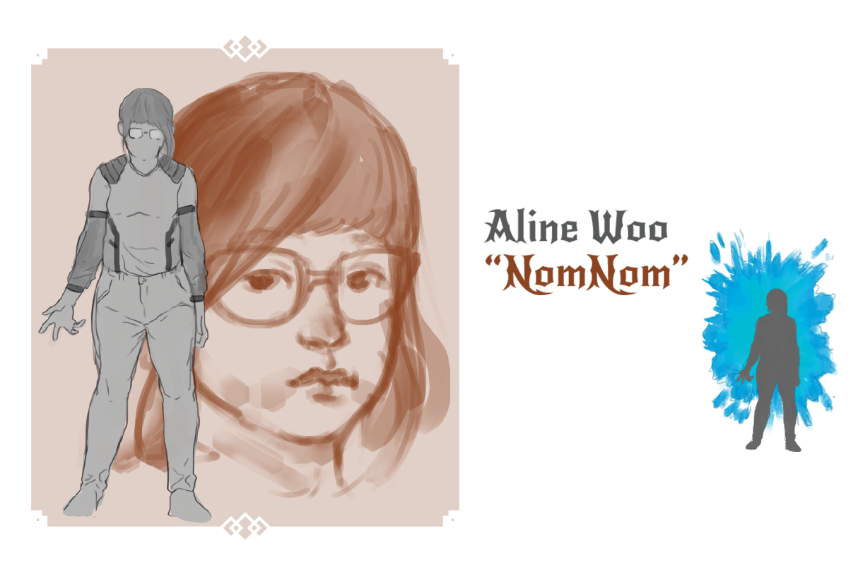NomNom - Aline Woo