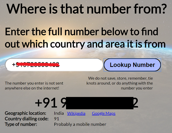How to Know Which Country a Phone Number Belongs To? - Covve
