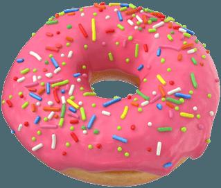 pineapple donut