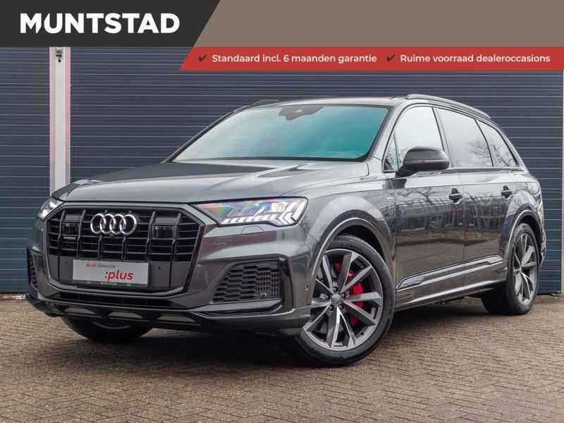 Audi Q7 60 TFSI e quattro Competition | Head Up Display | Assistentiepakket Tour/City | Pano.Dak | Stoelventilatie/Massage | S-Sportstoelen | Bose Premium Sound afbeelding 1