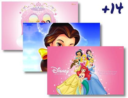 Princess theme pack