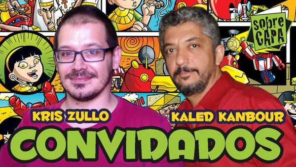 Kaled Kanbour e Kris Zullo Revista Recreio