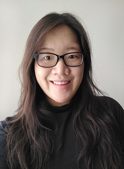 Melissa Chow, Front-End Developer in Calgary, Alberta