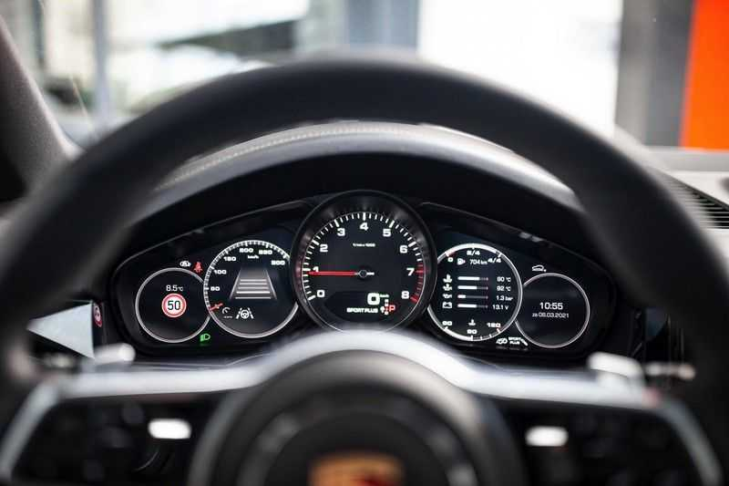 Porsche Cayenne 2.9 S Coupé 12-2020 Sportdesign *BOSE / 4 Wielbesturing / Memory / Sport Chrono / HUD* afbeelding 4