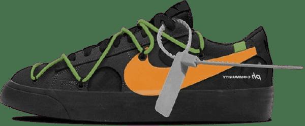 Nike x Off-White Blazer Low 77