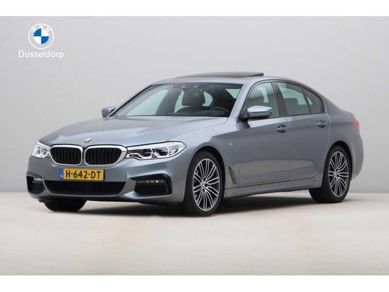 BMW 5 Serie 540d xDrive High Executive afbeelding 1