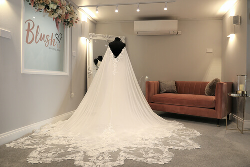 Blush Boutique Fashion Room