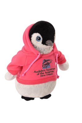"The Petting Zoo: 8"" Hoodie Penguin"