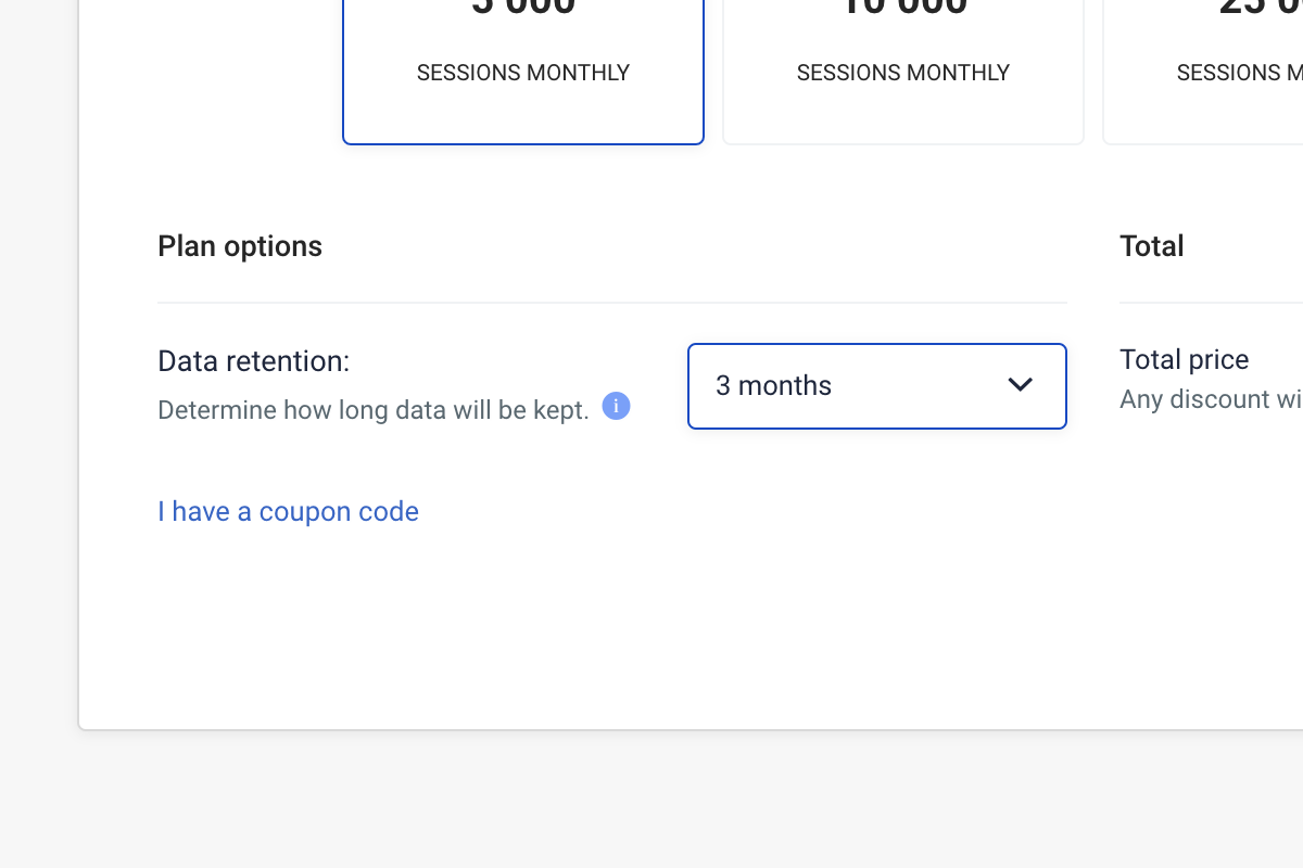 Data rentetion