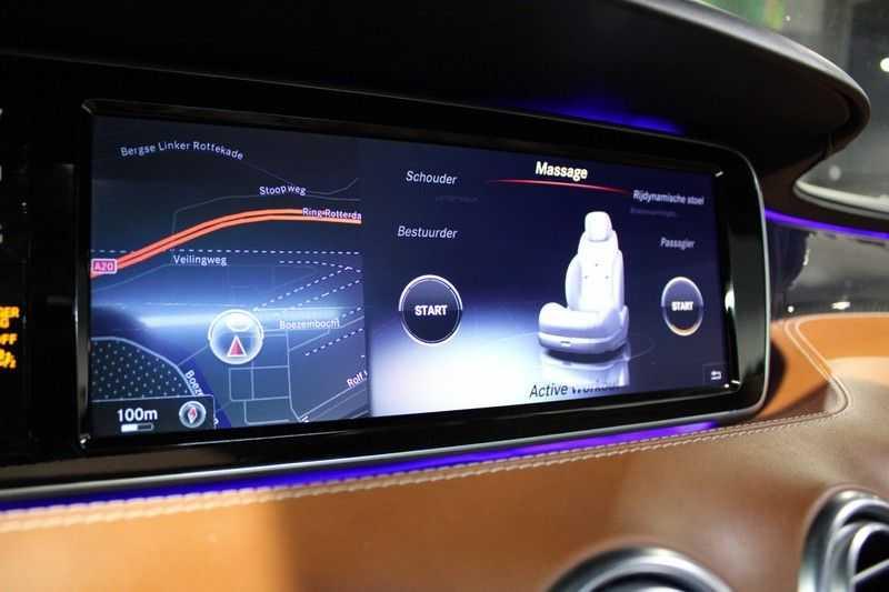 Mercedes-Benz S-Klasse Coupé 63 AMG 4Matic Zeer compleet/Carbon afbeelding 8