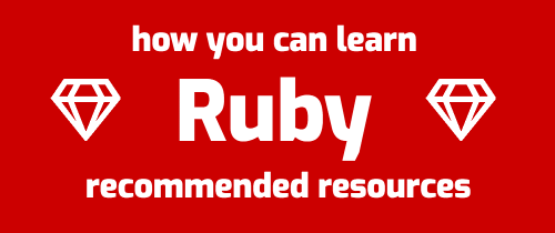 How to Learn Ruby Recommended Resources for Beginners