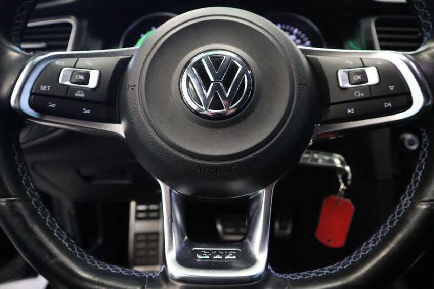 "Volkswagen Golf 1.4 TSI GTE MARGE! Navigatie ClimateControl CruiseControl 18""LM afbeelding 16"