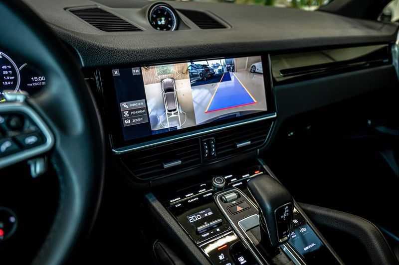 Porsche Cayenne 3.0 E-Hybrid | Panorama | Memory | 360 gradencamera | Sport Chrono | DAB afbeelding 17