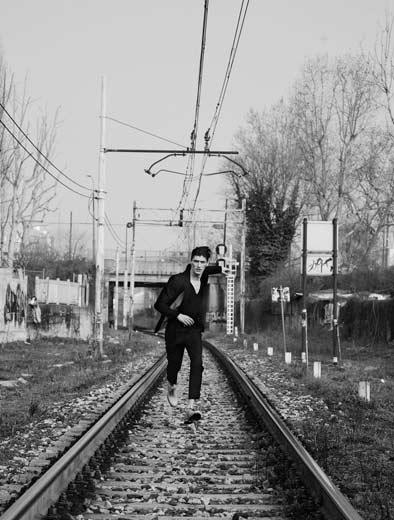Elisabetta Cavatorta Stylist - Sabine Villiard - Essential Homme US