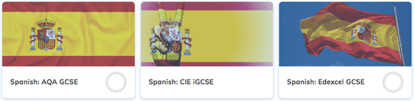 Free GCSE Spanish Revision Courses