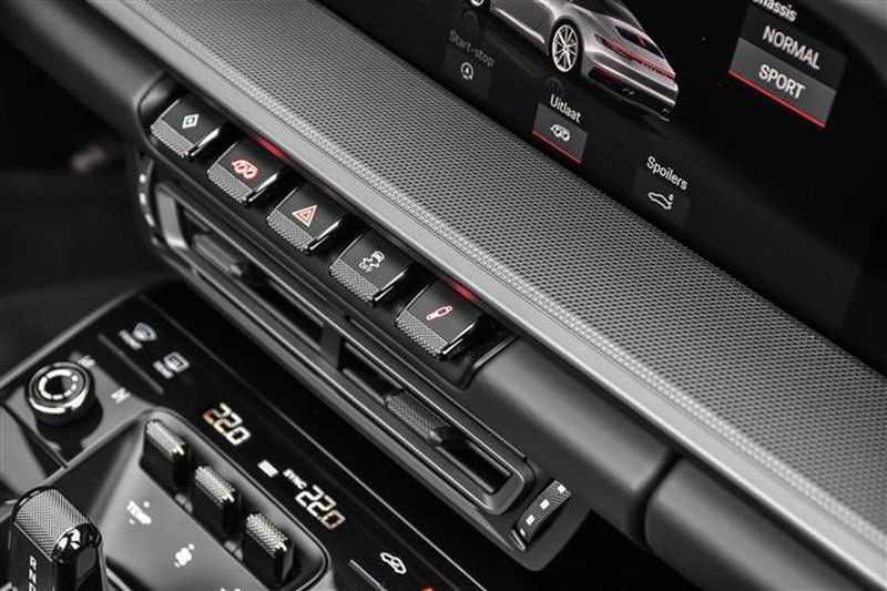 Porsche 911 S CABRIO SPORT CHRONO+SP.UITLAAT+ACC NP.203K afbeelding 8