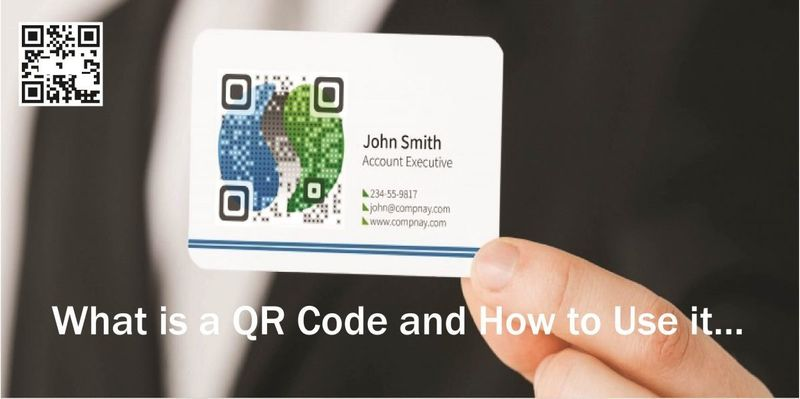 What is a QR Code and How to Use it…