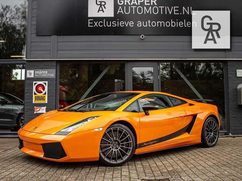 Lamborghini Gallardo 5.0 V10 Superleggera afbeelding 11