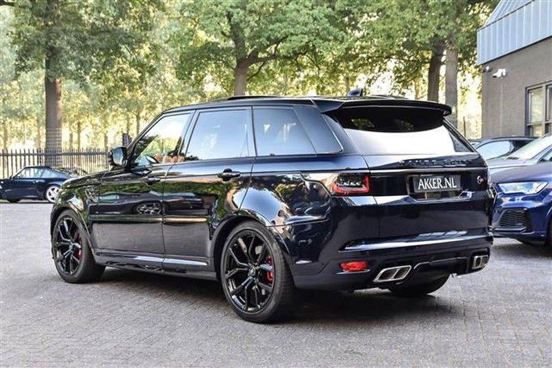 Land Rover Range Rover Sport 5.0 SVR CARBON+HEADUP+ACC+TR.HAAK NP.265K afbeelding 21