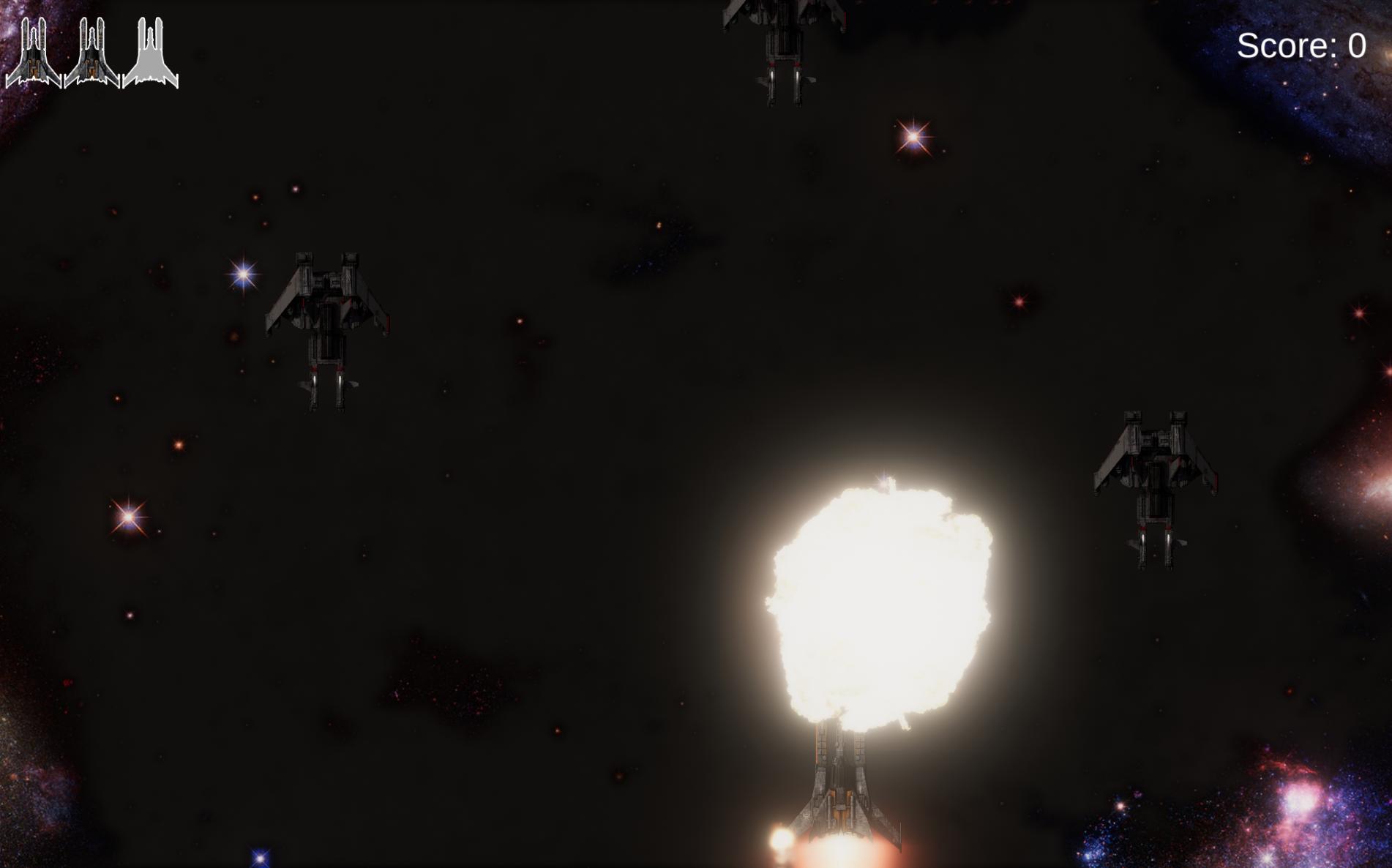 Galaxy Shooter screenshot