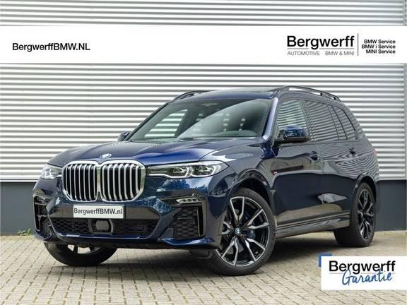 BMW X7 xDrive40i High Executive - M-Sport - Trekhaak - 7-Zits - ACC
