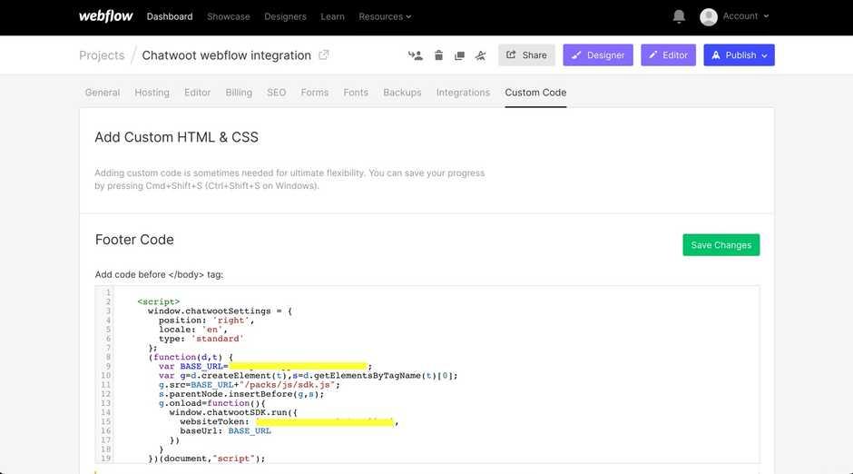 custom-html-css