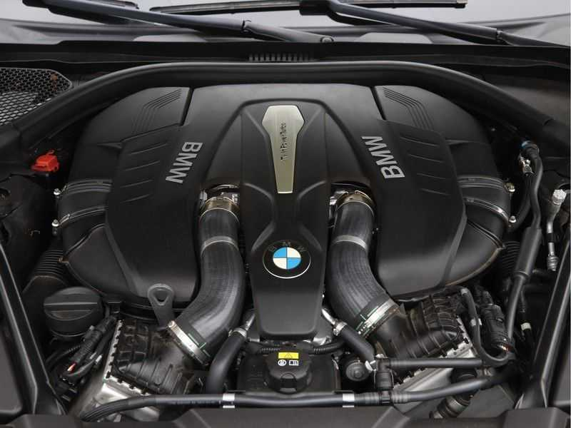 BMW 7 Serie 750i xDrive High Executive M-Sport afbeelding 8
