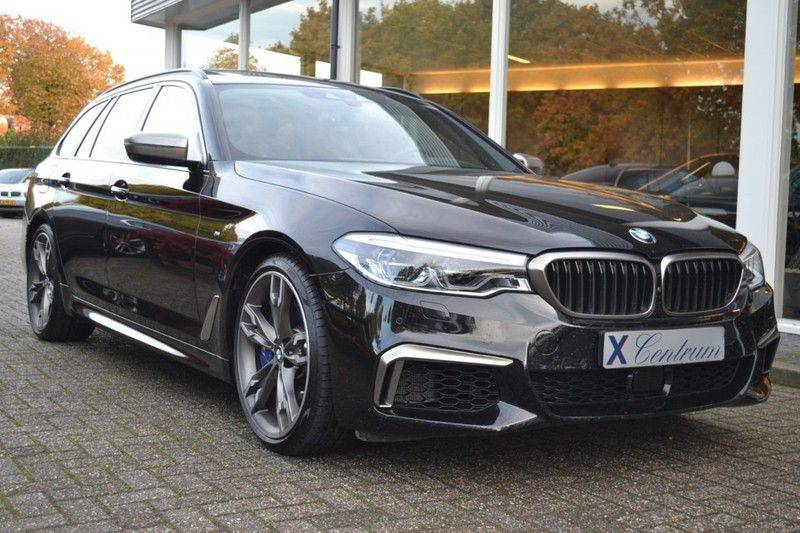 BMW 5 Serie M550d touring afbeelding 2