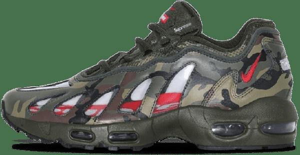 Nike x Supreme Air Max 96