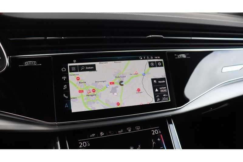 Audi Q7 60 TFSI e quattro Competition Panoramadak, BOSE, Massage, Ruitstiksel, Trekhaak afbeelding 22