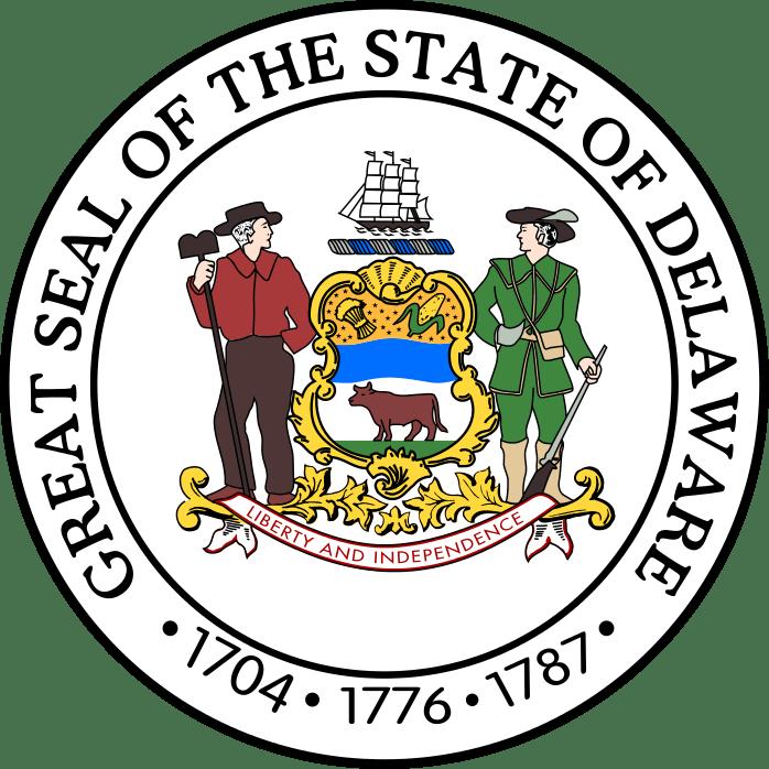 logo of State of Delaware