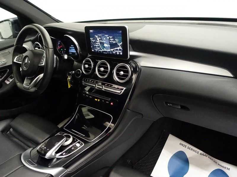 Mercedes-Benz GLC 250 4MATIC 211PK AMG Edition, Panoramdak, Leer, 48dkm ! afbeelding 25