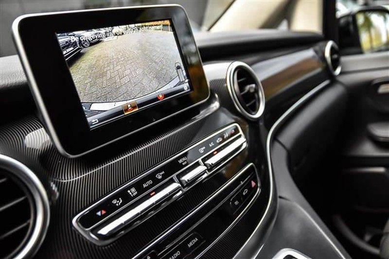 Mercedes-Benz V-Klasse V250D LANG VIP TV+4X CAPTAIN SEATS+CAMERA afbeelding 18