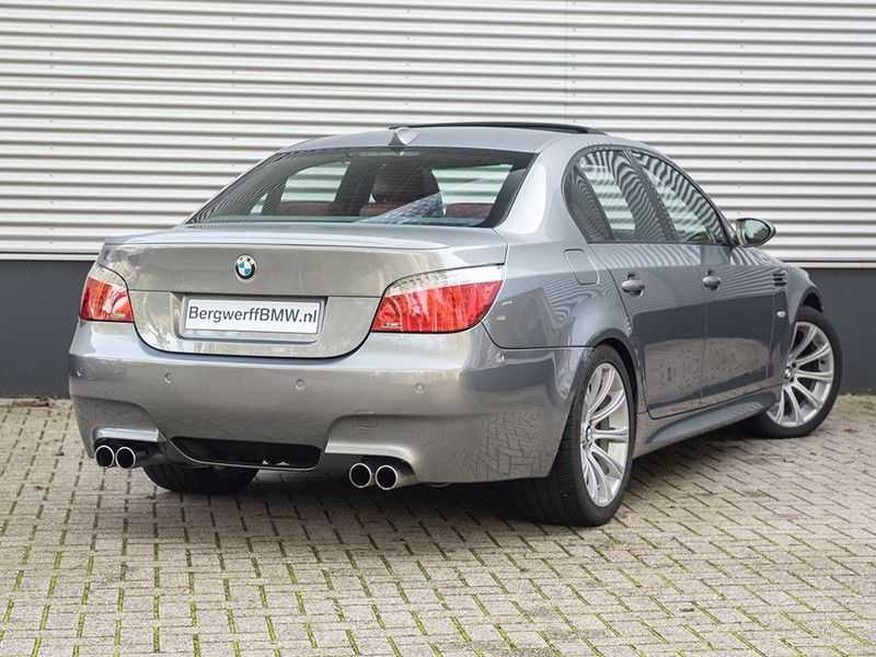 BMW 5 Serie M5 H6 - Manual - Volleder - 79.998km! afbeelding 2