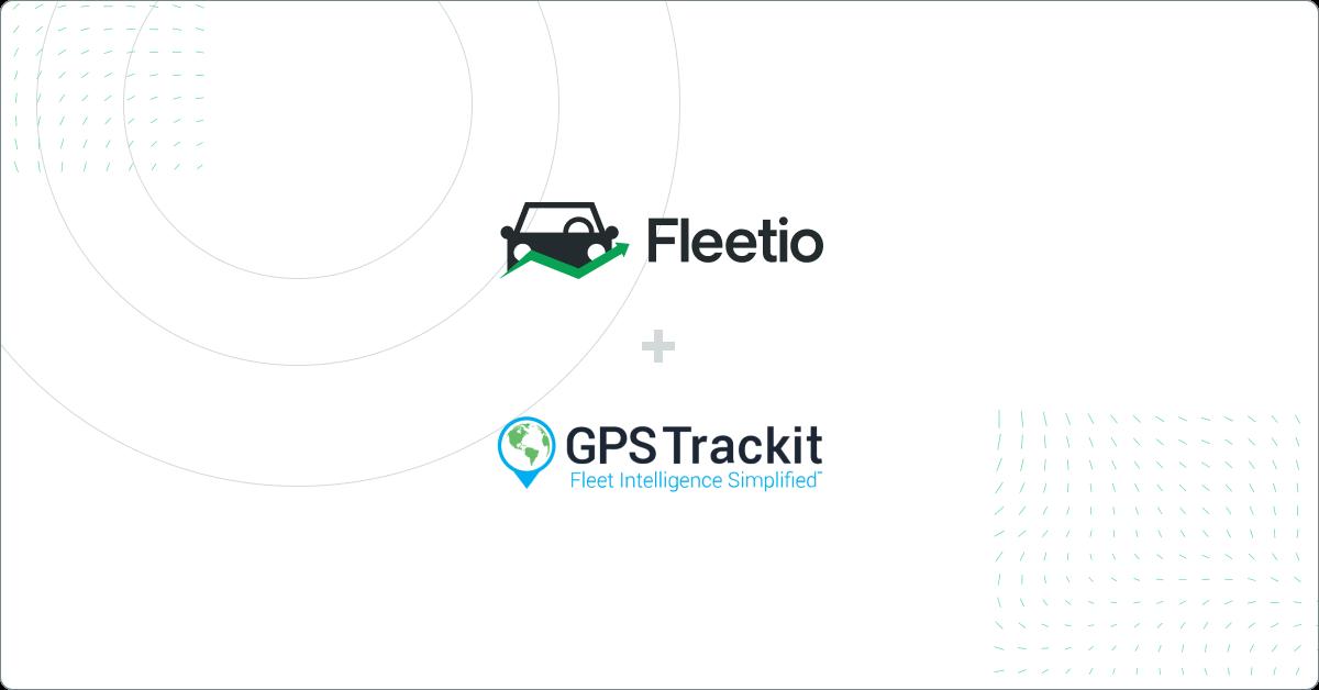 Fleetio gps trackit