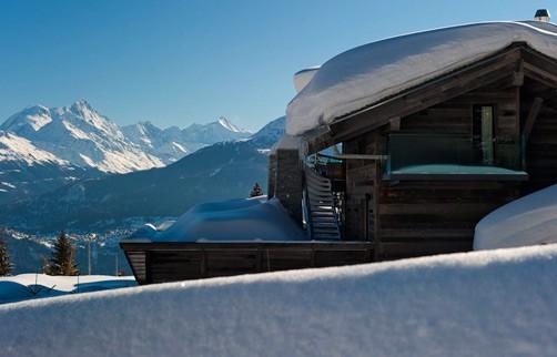 Chalet 7 : Switzerland