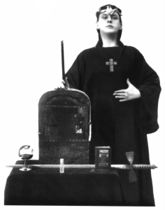 Aleister Crowley magus
