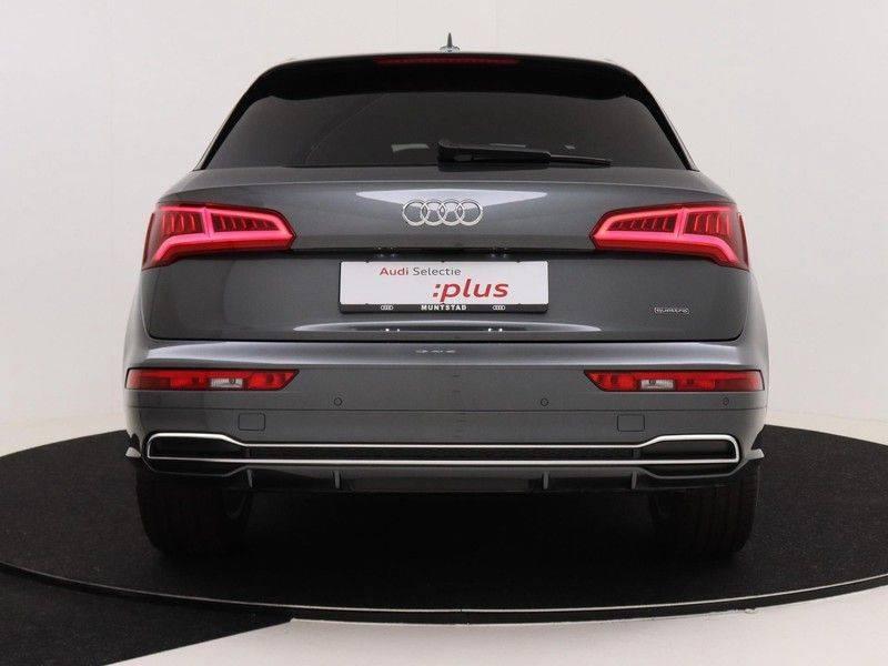 Audi Q5 50 TFSI e 299 pk quattro S edition | S-Line | Trekhaak | Elektrisch verstelbare/verwarmbare voorstoelen | Privacy Glass | Verlengde fabrieksgarantie afbeelding 8