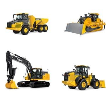 Deere equipment